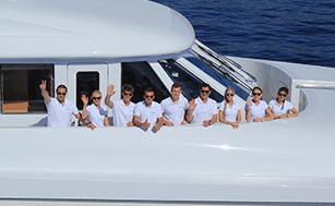 Yacht Rola Crew